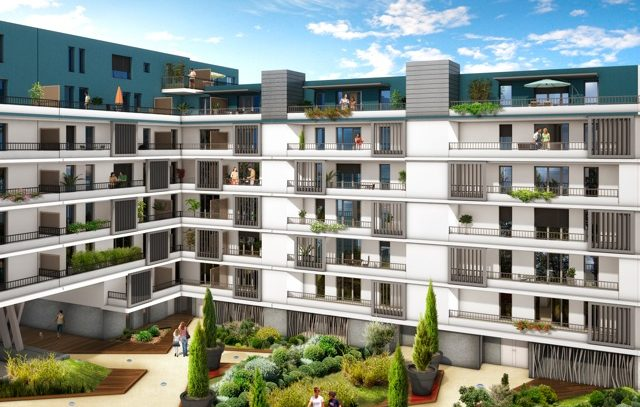 achat appartement 13003